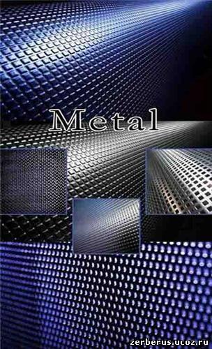 Фоны из металлических профилей.